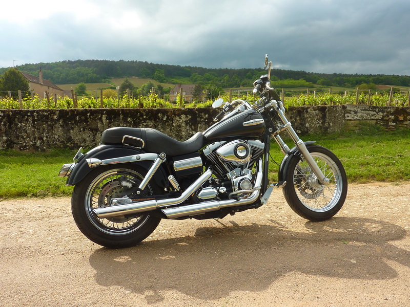 Mes transfos sur dyna superglide custom 2010 - Page 9 201605_03